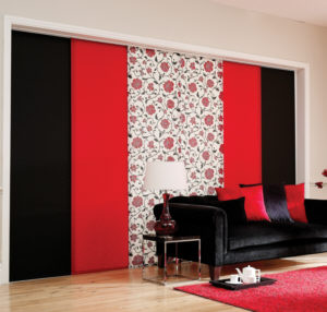 Panel Blinds from JK Blinds